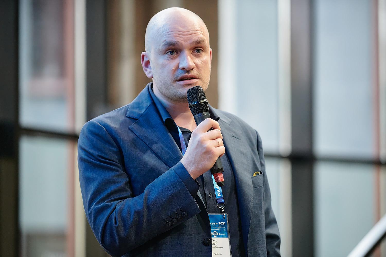 Андрей Кобец из MVS на 4-м Телемедфоруме